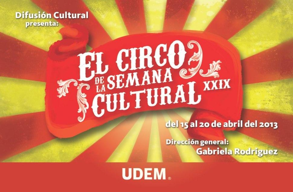 Semana Cultural CIRCO III