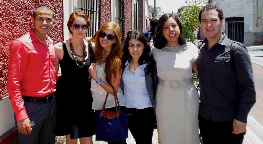 AIESEC campuslifeudem equipo