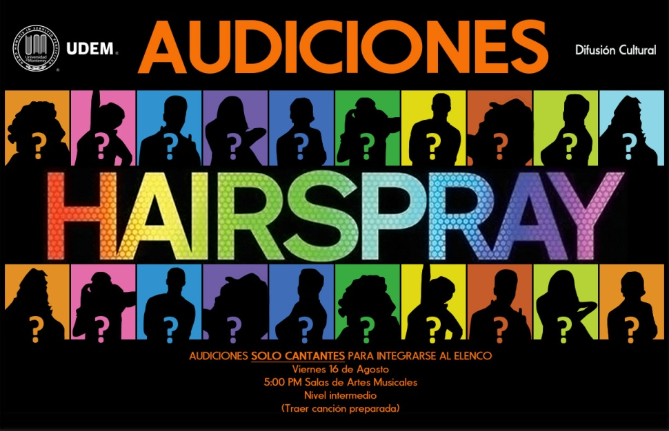 hairpray audicion ot 2013