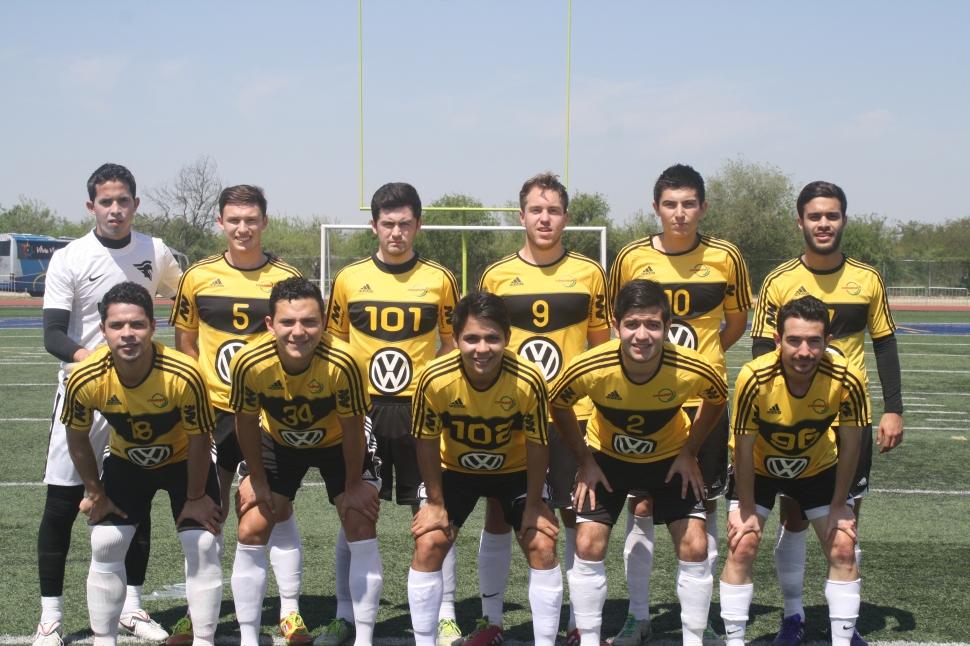 Equipo Representativo Soccer Varonil