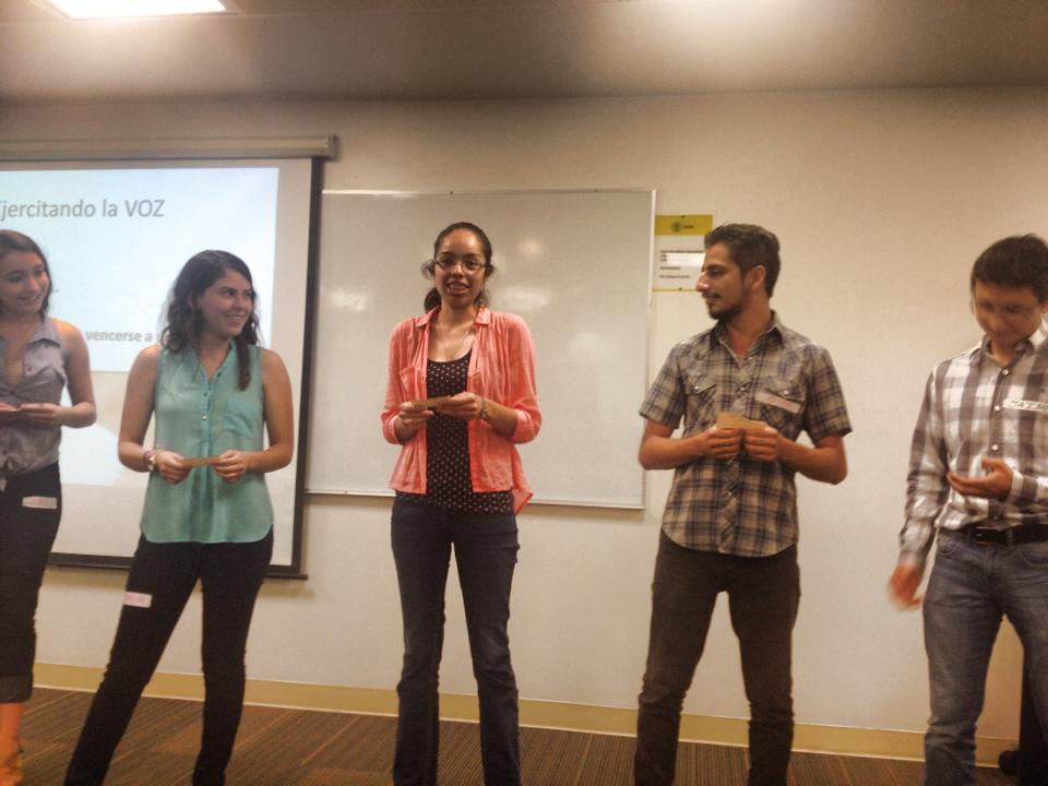 Sesión 5 - Presentaciones exitosas