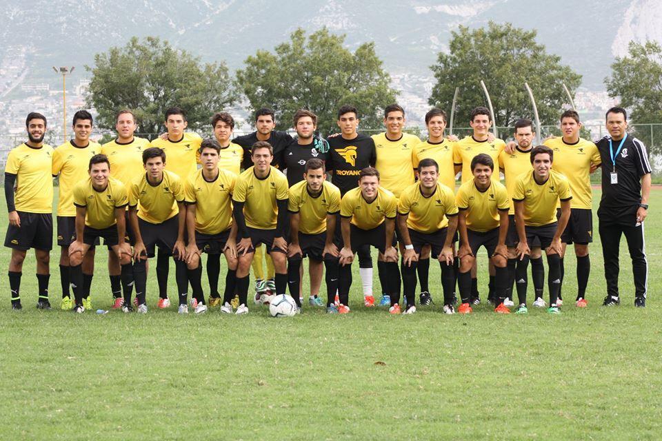 Soccer Varonil 1er Fuerza 2014 (2)