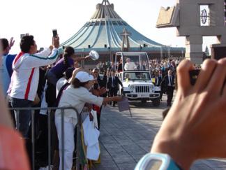 visita papa UDEM 3