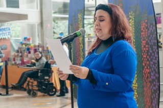 Gabriela Rodríguez, Coordinadora de Formación Integral, Difusión Cultural