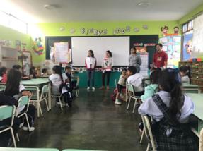 Taller en la escuela